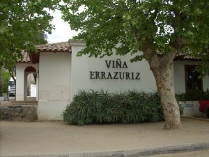 Errazuriz winery in Chile