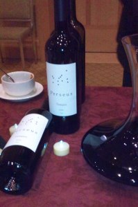 Perseus Winery Tempus Syrah 2009