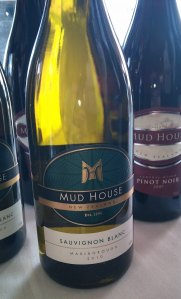 mud house sauvignon blanc and pinot noir