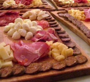 Charcuterie at TASTE Resto Lounge