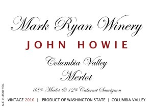 John Howie Columbia Valley Merlot