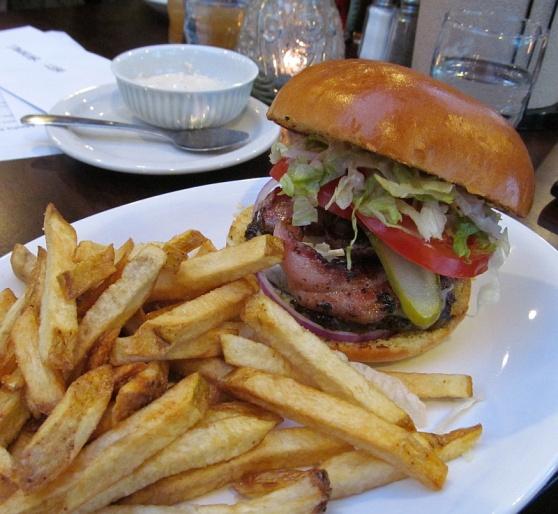 Max's local burger