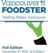Tasting Plates Fall Edition 2012