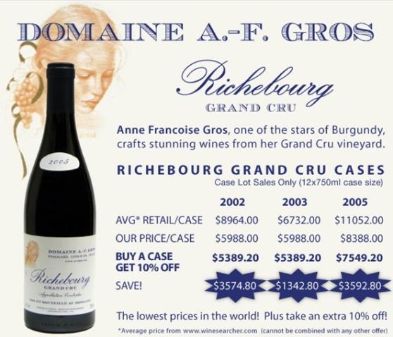 Domaine A.F. Gross Burgundy