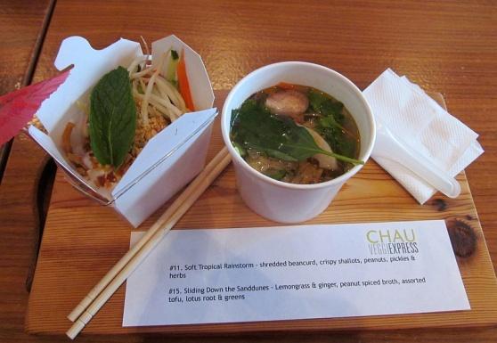 Chau VeggiExpress