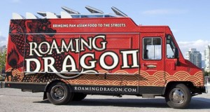 roaming dragon food truck