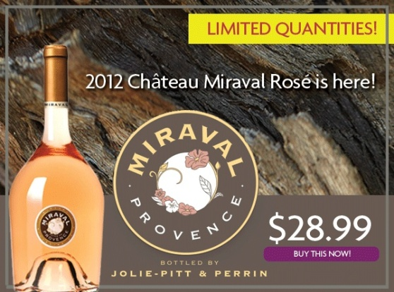Chateau Miraval Rose