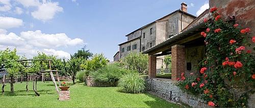 Montestigliano in Tuscany