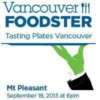 Tasting Plates Mt Pleasant