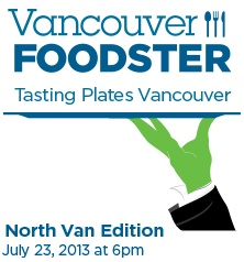 Tasting Plates North Vancouver edition