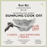 Bao Bei dumpling cook off