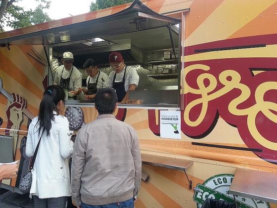 Le Tigre food truck