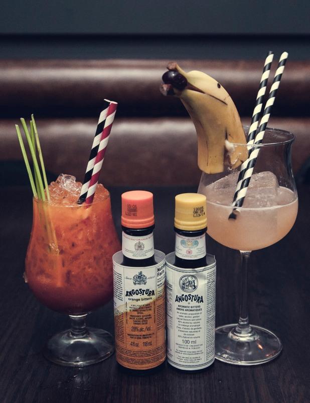 Shane Mulvanys cocktails