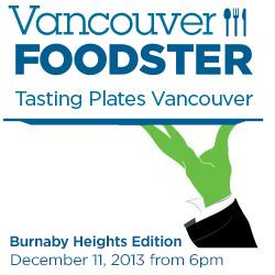 Tasting Plates Burnaby