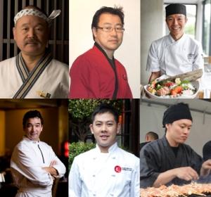 Sakura Night Chefs