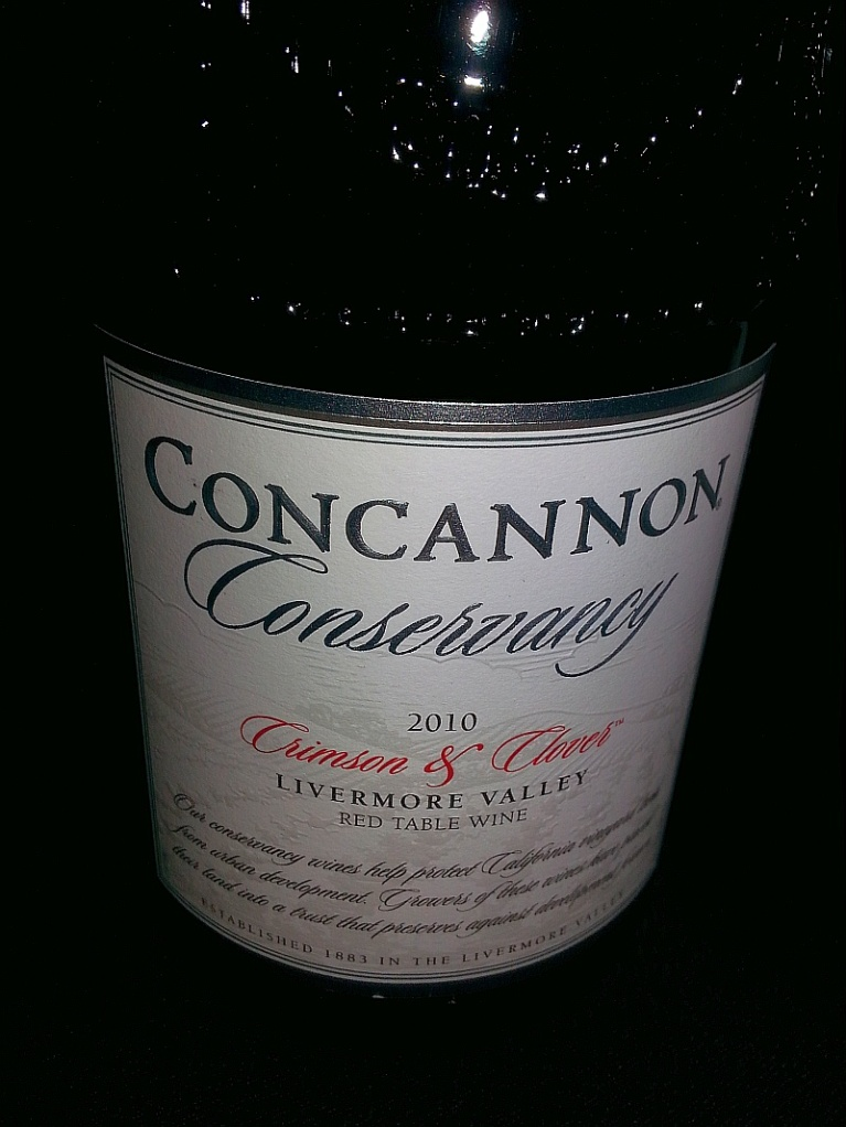 Concannon Conservancy Crimson and Clover 2010