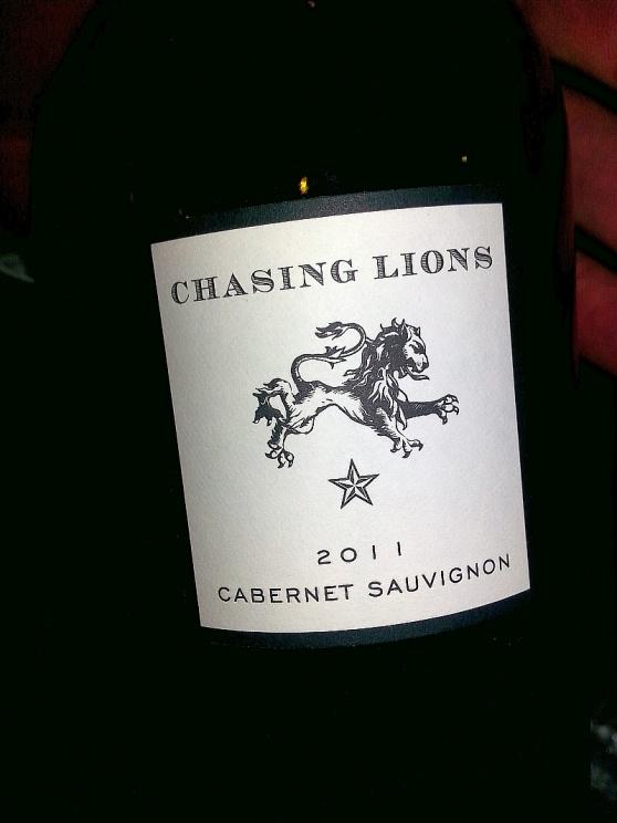 Nine North Chasing Lions Cabernet Sauvignon 2011