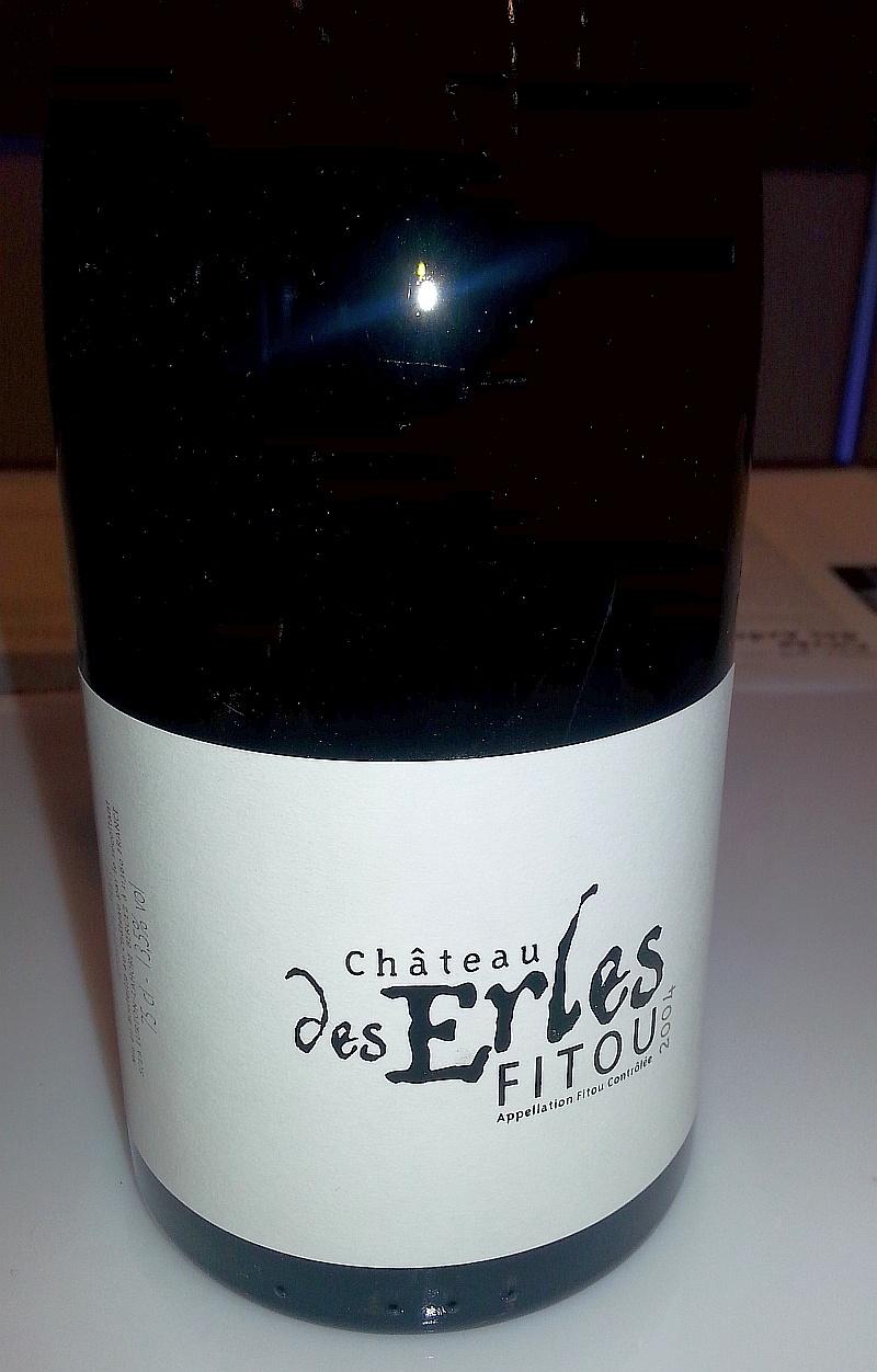 Chateau des Erles Fitou 2004
