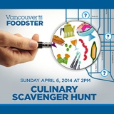 culinary scavenger hunt