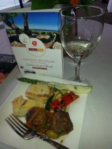 Mediterranean Mingle food and wine
