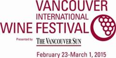 Vancvouer International Wine Festival 2015