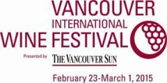 Vancvouer International Wine Festival 2015