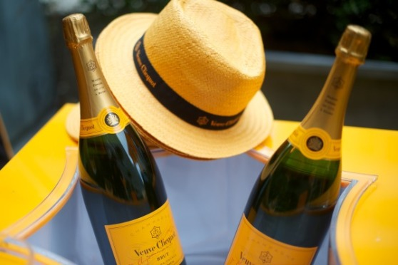 Veuve Clicquot Celebrates Yelloweek