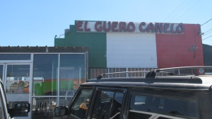 El Guero Canelo in Tucson