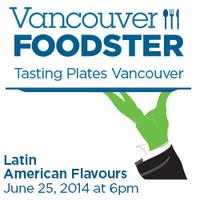 Tasting Plates Latin American Flavours