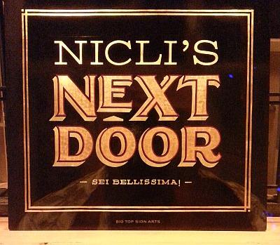 Nicli's Next Door