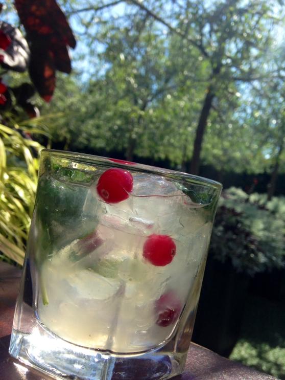 Garden Gnome cocktail