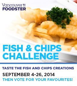 Vancouver Foodster Fish and Chips Challenge