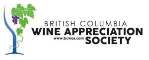 BC Wine Appreciation Society logo
