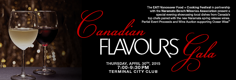 EAT Vancouver Canadian Flavours Gala