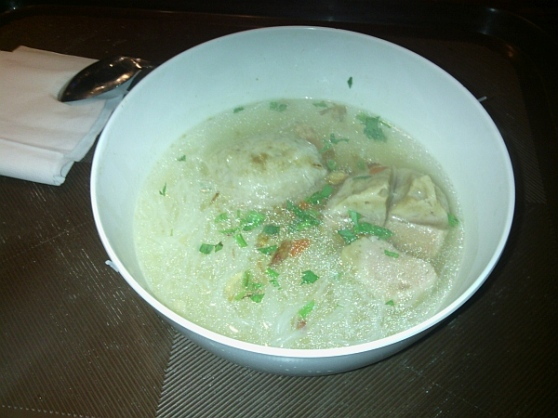 Bakso (meatball soup)