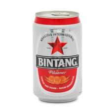 Bintang beer can