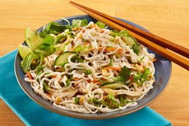 Tofu Shirataki Vietnamese Salad Recipe – Gluten Free
