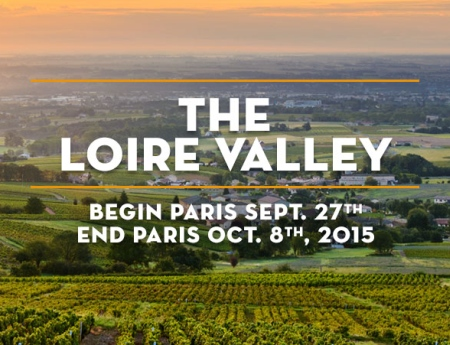 Loire Valley tour