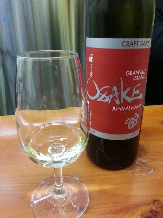 Artisan Sake Maker Junmai Nama sake