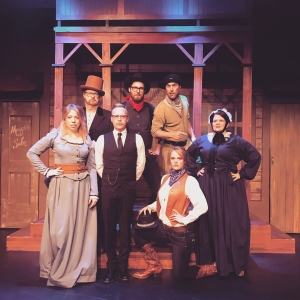 Vancouver TheatreSports Western World Cast