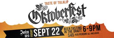 Taste of Tulalip Oktoberfest