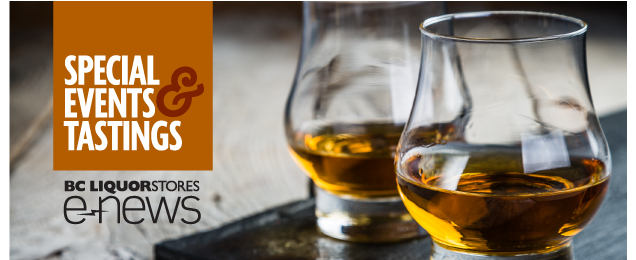 BC Liquor Stores Summer Whisky Collection