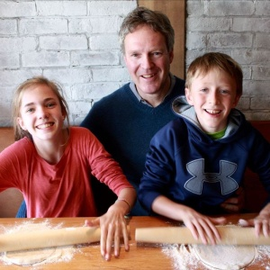 Kids can make their pizza at Rocky Mountain Flatbread